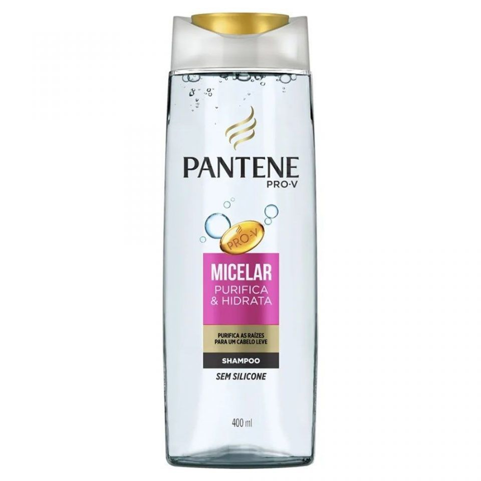 Pantene Micelar Purifica e Hidrata Shampoo