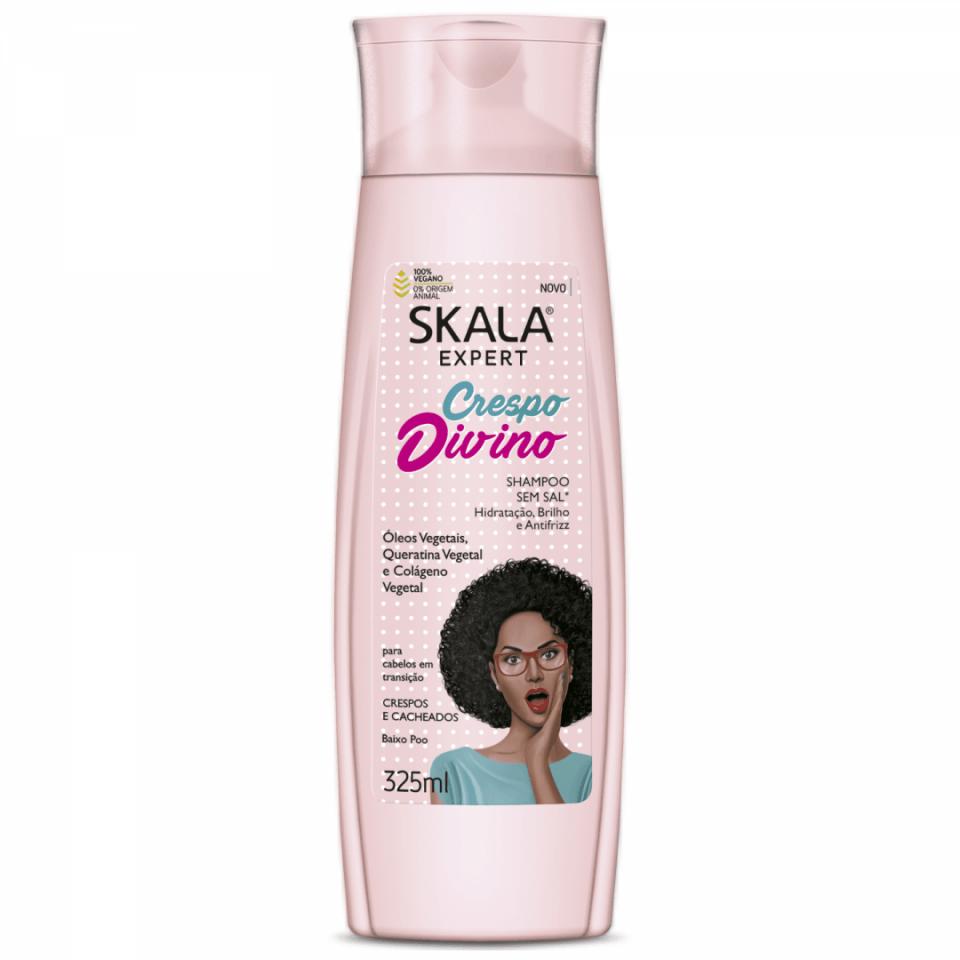 Shampoo Skala Expert Crespo Divino