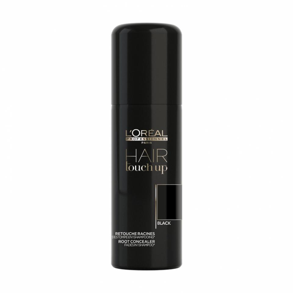 Maquiagem Capilar L'Oréal Professionnel Make Up Hair Touch Up Black