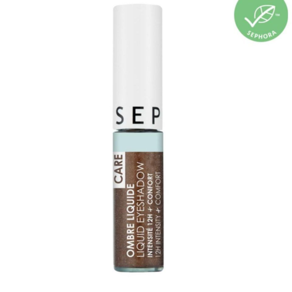 Sombra Líquida Sephora Collection Care Eyeshadow Galactic Clay